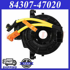 84307-47020 OEM Spiral Cable Spring For Toyota Yaris 1.5 Prius 1.8 Scion iQ 1.3