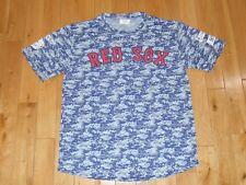 TED WILLIAMS PAWTUCKET RED SOX #9 Camo Military SGA Promo Boston Team JERSEY XL