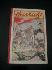 Hurrah ! reliure éditeur n°3 APG Editions Mondiales 1954 TBE