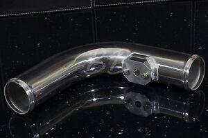 Alloy 90 Degree MAP Flange Aluminium Elbow Bend VW Audi seat skoda intercooler