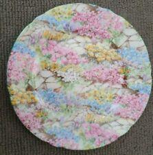 Shelley Rock Garden Plate.