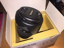 Tokina AT-X PRO 11-16mm f/2.8 DX MF SD IF AF Lens For Nikon