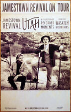 JAMESTOWN REVIVAL Utah Ltd Ed Discontinued RARE Poster +FREE Folk Rock Poster!