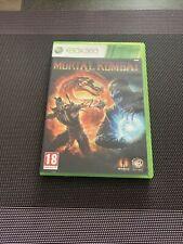 Mortal Kombat - Jeu XBOX 360 - Complet PAL FR