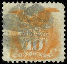Scott 116 - The 1869 Ten Cent Pictorial Issue Stamp - Used