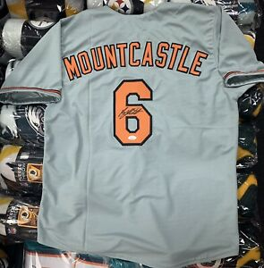 Ryan Mountcastle Signed Autographed Custom Jersey JSA