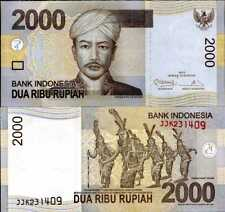 INDONESIA 2000 2,000 RUPIAH 2013 / 2009 P 148 UNC