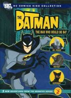 The Batman: The Man Who Would Be Bat: Season 1 Volume 2 [New DVD] Dolby, Dubbe