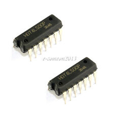 New 5PCS 74LS00 SN74LS00N 7400 Quad 2-Input NAND Gate IC