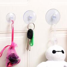 Crochets muraux cintres de cuisine salle de bain ventouse ventouse transparenteG