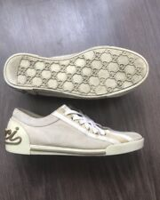 Authentic Gucci Boulevard suede sneakers