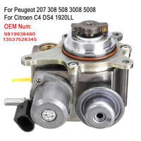 25V High Pressure Fuel Pump 9819938480 For Peugeot 1.6 207 308 508 3008