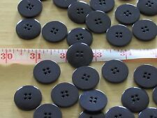 1 GROSS 7/8 INCH DARK PURPLE 4 HOLE BUTTONS