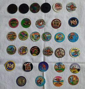 Waddingtons POG Series 2 1994 Job Lot 35 Assorted some duplicates