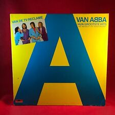 ABBA A Van Abba 1980 Dutch issue Vinyl LP EXCELLENT CONDITION greatest hits