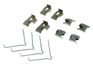 Centric Parts Disc Brake Hardware Kit P/N:117.45018