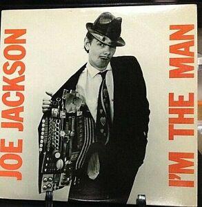 JOE JACKSON I'm The Man Album Released 1979 Vinyl/Record Collection US pressed