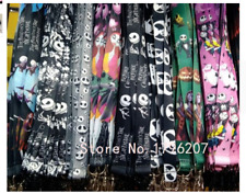 lot Nightmare Before Christmas mix Neck Strap Lanyard Charms ID Badge Key Chains