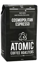 Atomic Cafe Cosmopolitan Espresso Fresh Roasted Espresso Coffee Beans 12oz
