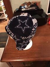 Supper Soft Fleece Hat Dallas Cowboys  Made In The USA