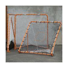 Ezgoal 87615 Ez Goal Official Regulation Folding Metal Lacrosse Goal with Thr.