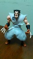 "toy biz NINJA WOLVERINE marvel superheroes X-MEN NINJA FORCE pre-legends 5"" 1996"