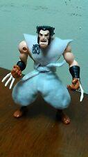 "toy biz NINJA WOLVERINE marvel superheroes X-MEN NINJA FORCE pre-legends 5"" 1996"
