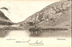 Aaspies River, Pretoria, South Africa. 1904
