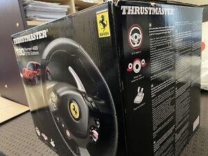 Thrustmaster T80 Ferrari 488 GTB Edition Racing Wheel NEW