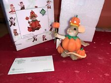 """Charming Tails """"When It Comes To Halloween You Rule"""" Dean Griff Nib Fall"""