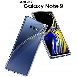 Cover for Samsung Galaxy Note 9 Case TPU HD Ultra Slim Soft Clear