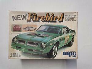 1976 new Pontiac Firebird 3 in 1 MPC 1-7615 1:25
