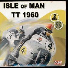 TT 1960 AUDIO 2 CDs. JOHN SURTEES, JOHN HARTLE etc. 86 Mins. DUKE DMCD9944.