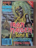 Revue Iron Maiden Parfait état Comme neuve