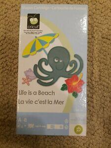 Complete Life Is A Beach Cricut Cartridge linked