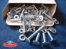 Packung Zierleistenschrauben Goggomobil Schrauben Oldtimer Zierleisten M4x15