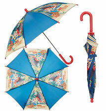 Disney Jake And The Never Land Pirates Umbrella KIDS FUN AND OUTDOOR RAIN SAFETY