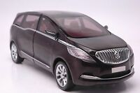 Buick GL8 Concept car model in scale 1:18 purple red