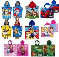 Children's Ponchoes Towels