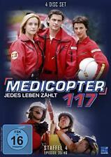 4 DVD-Box ° Medicopter 117 ° Staffel 4 ° NEU & OVP