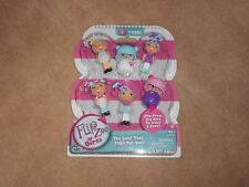 NEW, FLIP ZEE GIRLS, FLIP FROM BIG GIRL TO BABY, 4 PACK, #3, SERIES 1