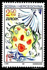TEMA EUROPA. 2002 BOSNIA  EL CIRCO 1v.
