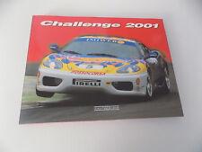 CHALLENGE 2001 GIORGIO NADA EDITORE  -F4