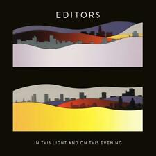 "Editors - In This Light and on This Evening (NEW 12"" VINYL LP)"
