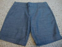 Women's TOMMY HILFIGER blue shorts, 2