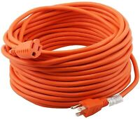16/3 Vinyl Outdoor Extension Cord