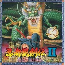 Ninja Gaiden GAME Soundtrack CD Original sound truck Ninja Gaiden 2