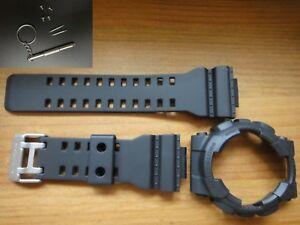 G-SHOCK use PU band strap bracelet Bezel Case GA 100 300 110 120 100C GD 100 120