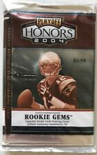 2004 Playoff Honors Retail Pack (Manning Roethlisberger Rookie RC Auto/Jersey)?