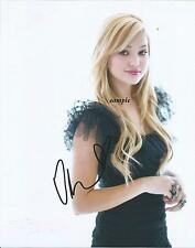 OLIVIA HOLT #1 REPRINT AUTOGRAPHED SIGNED 8X10 PICTURE PHOTO COLLECTIBLE RP GIFT